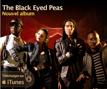 The Black Eyed Peas - Nouvel Album