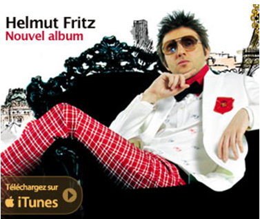 Helmut Fritz - Nouvel Album