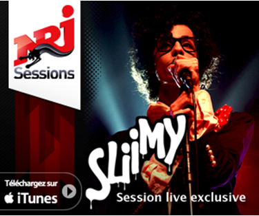 Sliimy - Session Live