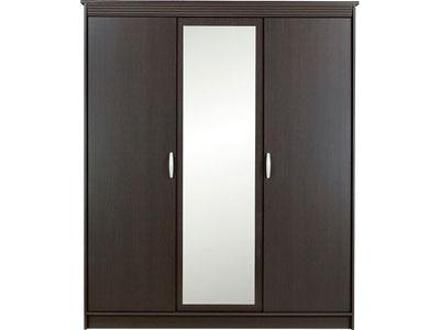 soldes armoire conforama armoire 3 portes prix 159 50 euros ventes pas. Black Bedroom Furniture Sets. Home Design Ideas