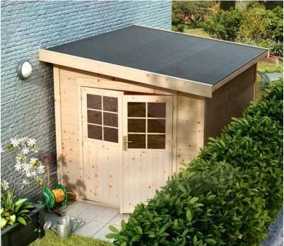 abri de jardin bois blooma inkoo 6 14m pas cher abri de jardin castorama ventes pas. Black Bedroom Furniture Sets. Home Design Ideas