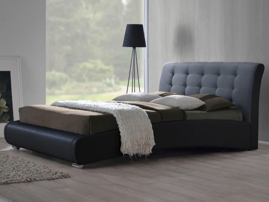 Lit enrico 160x200cm pas cher lit vente unique ventes pas - Vente de lit pas cher ...